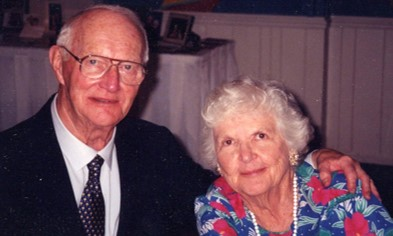 Herman and June Loebl