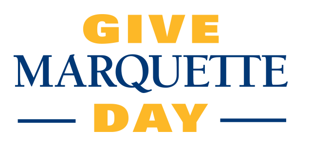 Give Marquette Day Logo